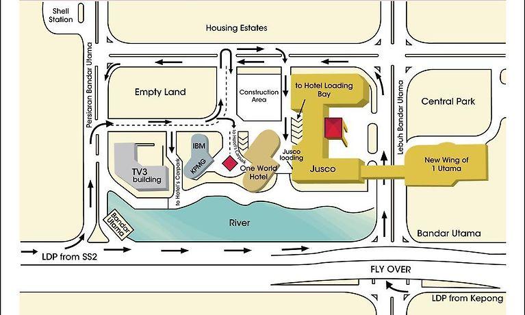 ONE WORLD HOTEL, PETALING JAYA: Petaling Jaya Hotel Reservations